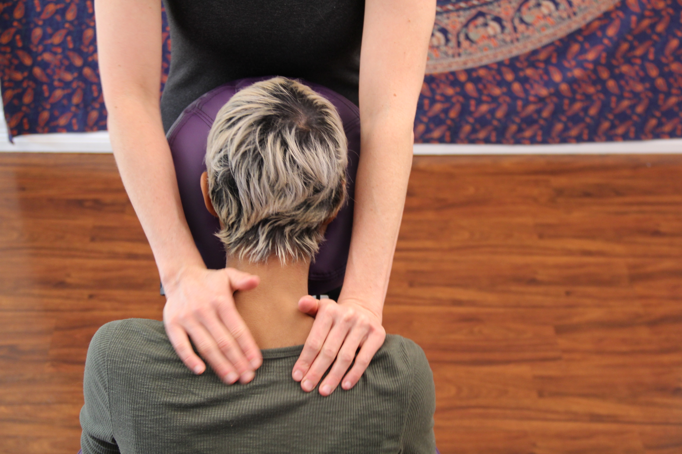 Why Chair Massage Doesn't Have to Be a One-Time Thing