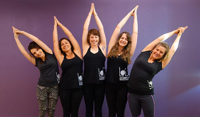 LoDo Chair Massage Now Offers Workplace Chair Yoga!