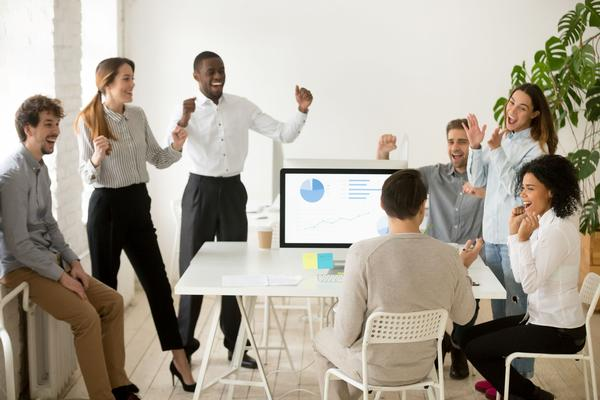 4 Powerful Ways to Motivate Your Sales Team