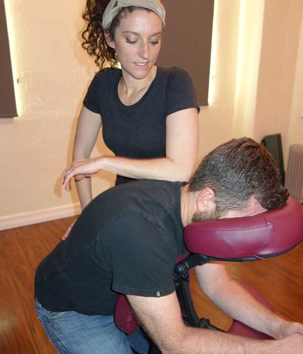 lodo chair massage services