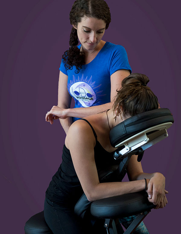 Workplace & Office Chair Massage Services